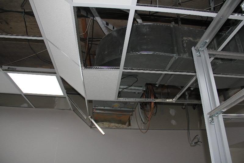 Монтаж системы вентиляции Газпромбанк